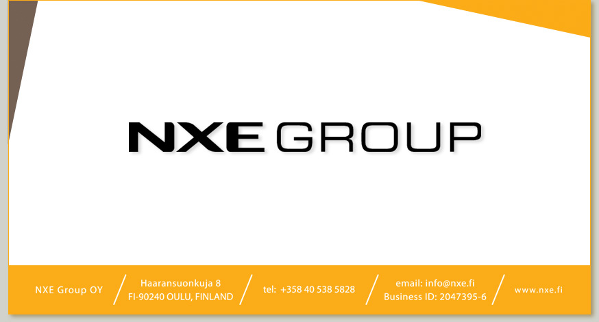 NXE Group Oy contact info